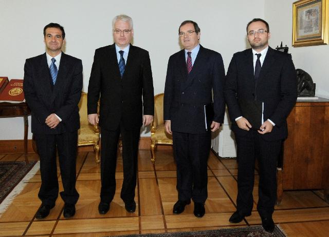 fotografija  Ured Predsjednika RH Domagoj Opacak
