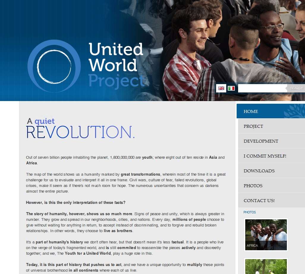 united_world_project
